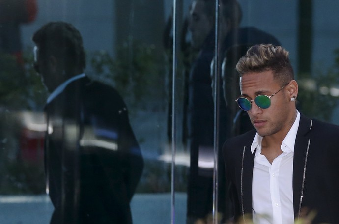 Jogador Neymar (Crédito:  REUTERS/Sergio Perez))