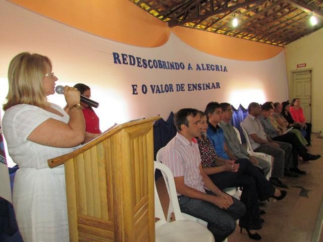 I Semana Pedagógica acontece em Ipiranga do Piauí - Imagem 24
