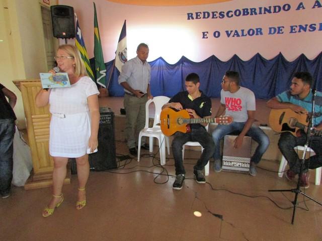 I Semana Pedagógica acontece em Ipiranga do Piauí - Imagem 78