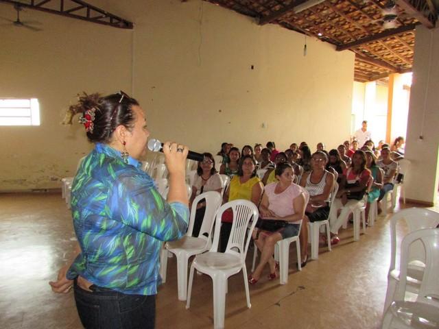 I Semana Pedagógica acontece em Ipiranga do Piauí - Imagem 81