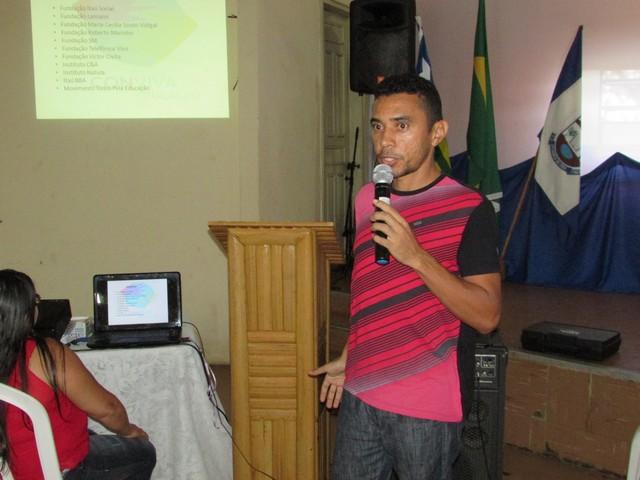 I Semana Pedagógica acontece em Ipiranga do Piauí - Imagem 93