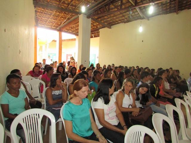 I Semana Pedagógica acontece em Ipiranga do Piauí - Imagem 10