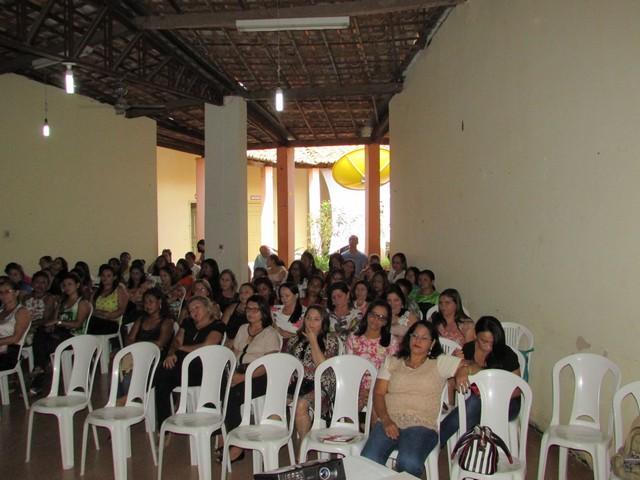 I Semana Pedagógica acontece em Ipiranga do Piauí - Imagem 33