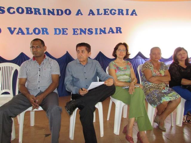I Semana Pedagógica acontece em Ipiranga do Piauí - Imagem 30