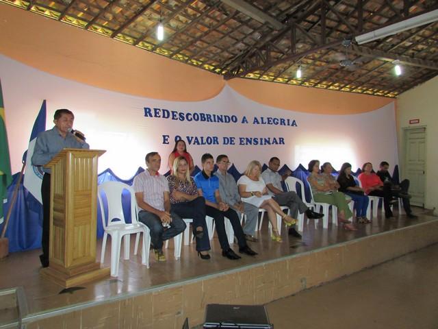 I Semana Pedagógica acontece em Ipiranga do Piauí - Imagem 66