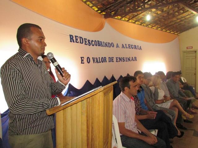 I Semana Pedagógica acontece em Ipiranga do Piauí - Imagem 17