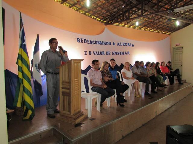I Semana Pedagógica acontece em Ipiranga do Piauí - Imagem 51