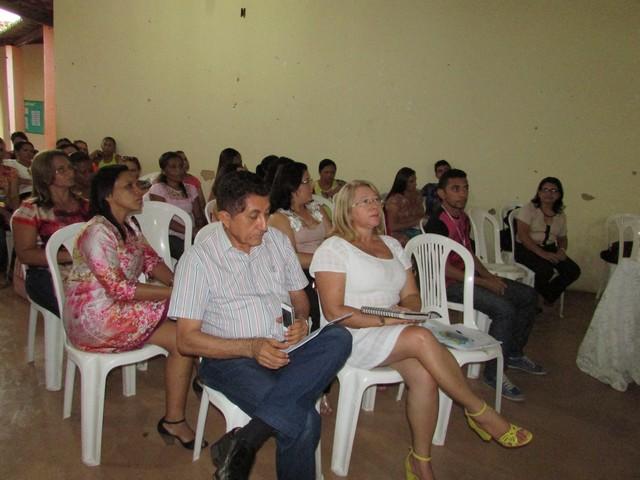 I Semana Pedagógica acontece em Ipiranga do Piauí - Imagem 119