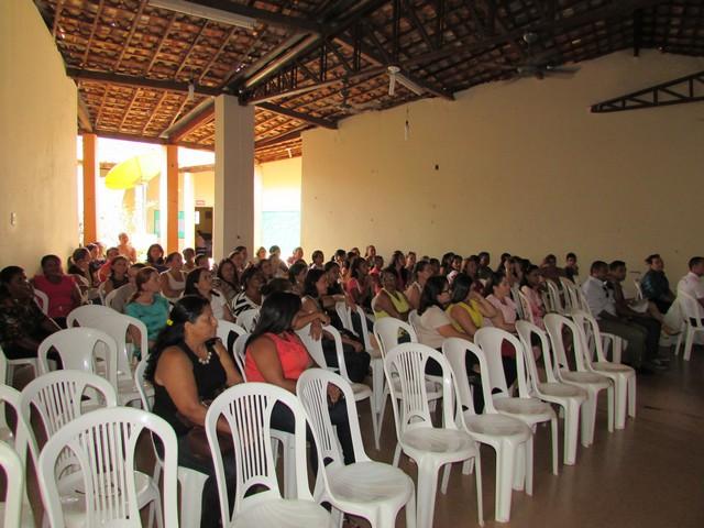 I Semana Pedagógica acontece em Ipiranga do Piauí - Imagem 87