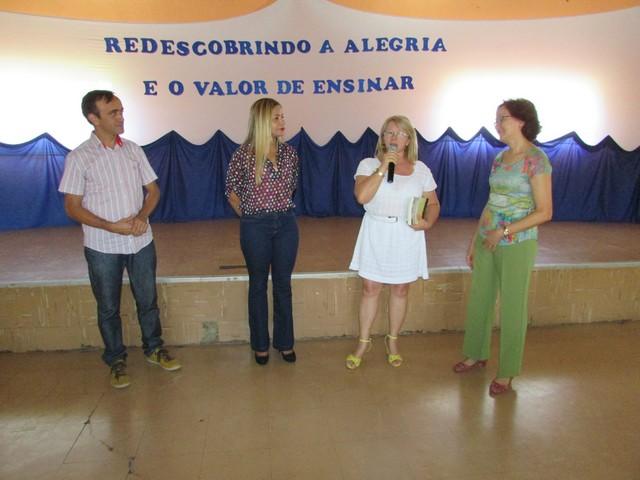 I Semana Pedagógica acontece em Ipiranga do Piauí - Imagem 72
