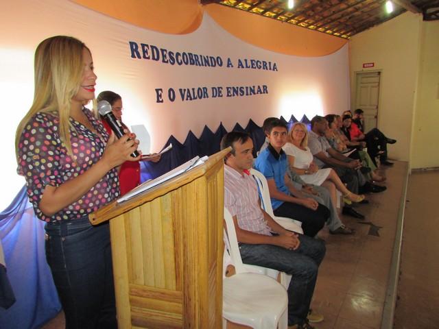 I Semana Pedagógica acontece em Ipiranga do Piauí - Imagem 52
