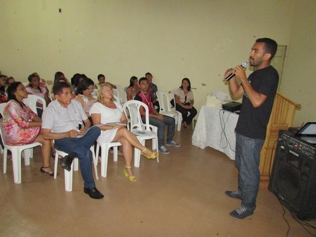 I Semana Pedagógica acontece em Ipiranga do Piauí - Imagem 120