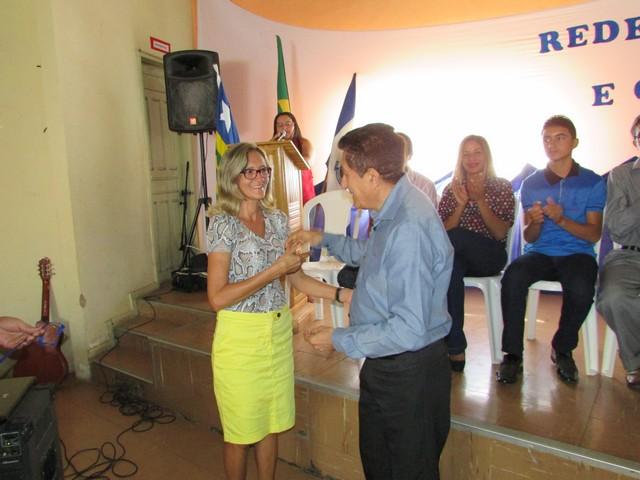 I Semana Pedagógica acontece em Ipiranga do Piauí - Imagem 42