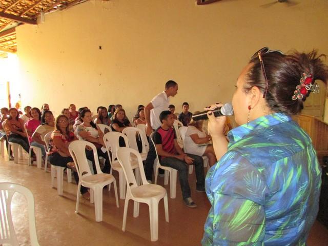 I Semana Pedagógica acontece em Ipiranga do Piauí - Imagem 82