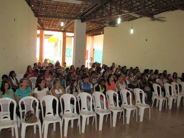 I Semana Pedagógica acontece em Ipiranga do Piauí - Imagem 35