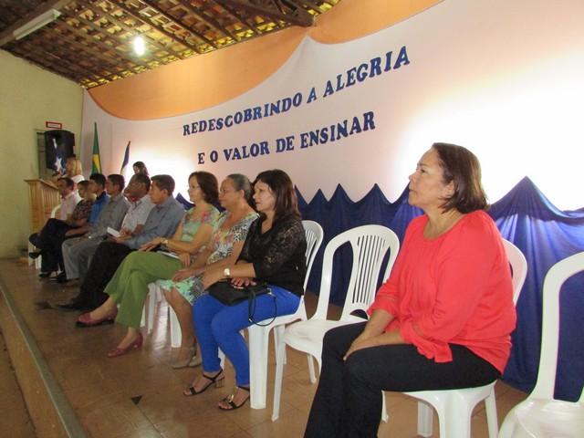 I Semana Pedagógica acontece em Ipiranga do Piauí - Imagem 28