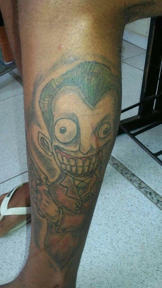 Tatuagem (Crédito: Divulgação)