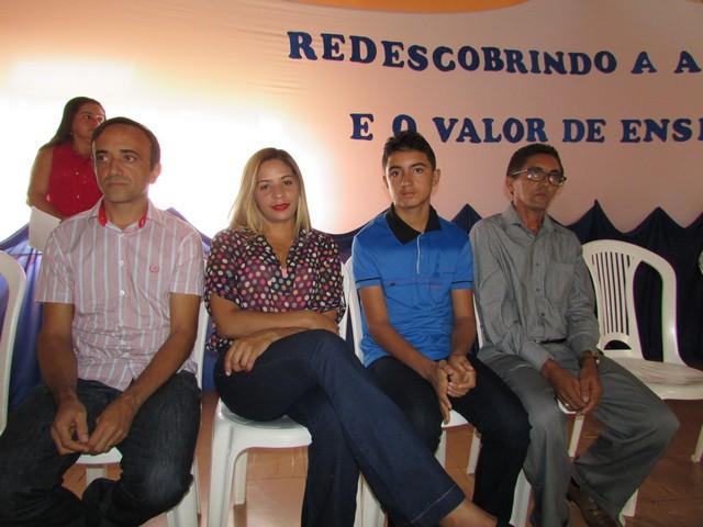 I Semana Pedagógica acontece em Ipiranga do Piauí - Imagem 29