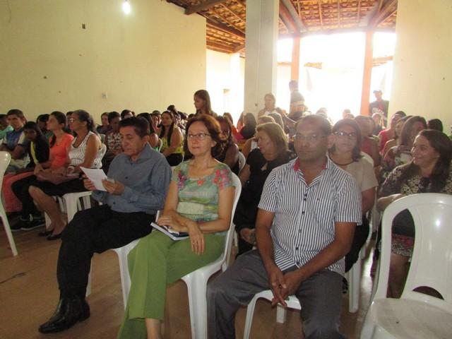 I Semana Pedagógica acontece em Ipiranga do Piauí - Imagem 7