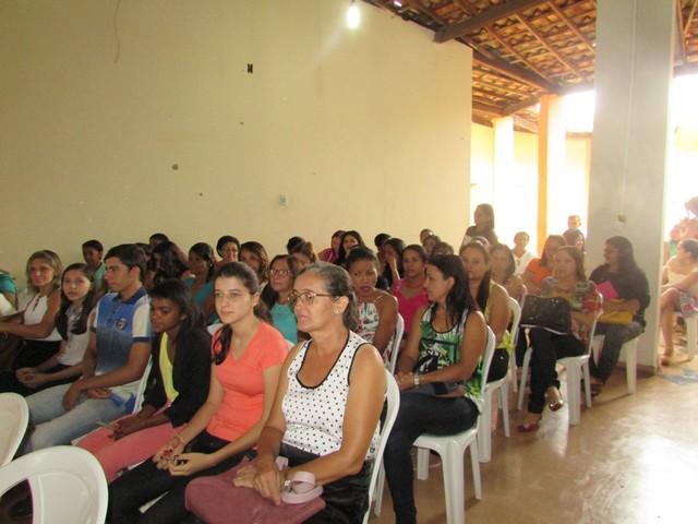 I Semana Pedagógica acontece em Ipiranga do Piauí - Imagem 9