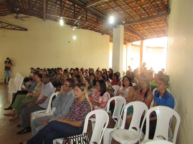 I Semana Pedagógica acontece em Ipiranga do Piauí - Imagem 12