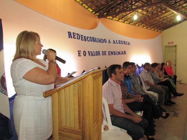 I Semana Pedagógica acontece em Ipiranga do Piauí - Imagem 23