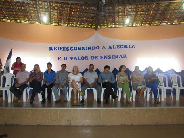 I Semana Pedagógica acontece em Ipiranga do Piauí - Imagem 20