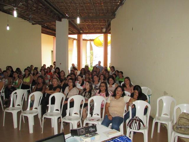 I Semana Pedagógica acontece em Ipiranga do Piauí - Imagem 32