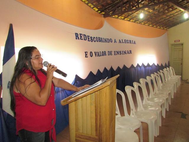 I Semana Pedagógica acontece em Ipiranga do Piauí - Imagem 14