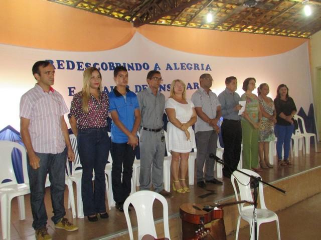 I Semana Pedagógica acontece em Ipiranga do Piauí - Imagem 16