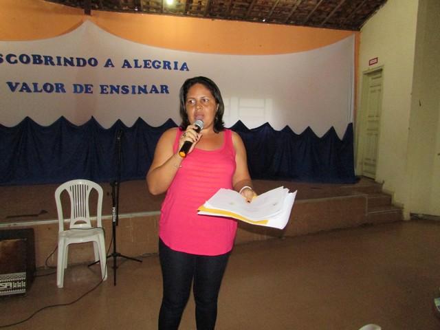 I Semana Pedagógica acontece em Ipiranga do Piauí - Imagem 121