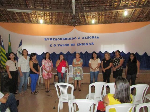 I Semana Pedagógica acontece em Ipiranga do Piauí - Imagem 111