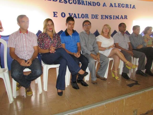 I Semana Pedagógica acontece em Ipiranga do Piauí - Imagem 19