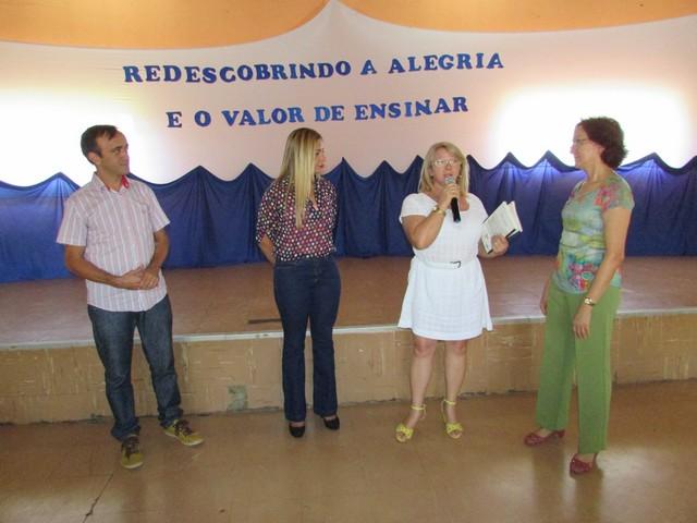 I Semana Pedagógica acontece em Ipiranga do Piauí - Imagem 73