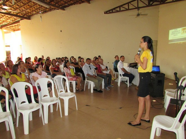 I Semana Pedagógica acontece em Ipiranga do Piauí - Imagem 89