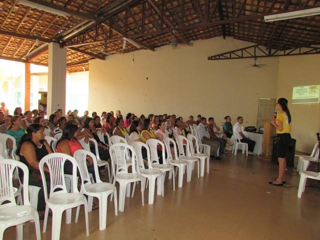 I Semana Pedagógica acontece em Ipiranga do Piauí - Imagem 88
