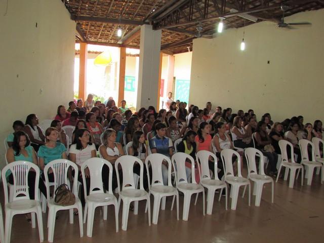 I Semana Pedagógica acontece em Ipiranga do Piauí - Imagem 34
