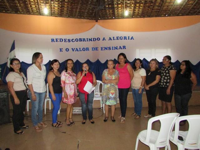 I Semana Pedagógica acontece em Ipiranga do Piauí - Imagem 113
