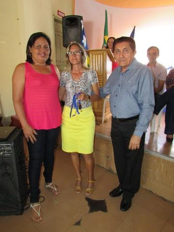 I Semana Pedagógica acontece em Ipiranga do Piauí - Imagem 43