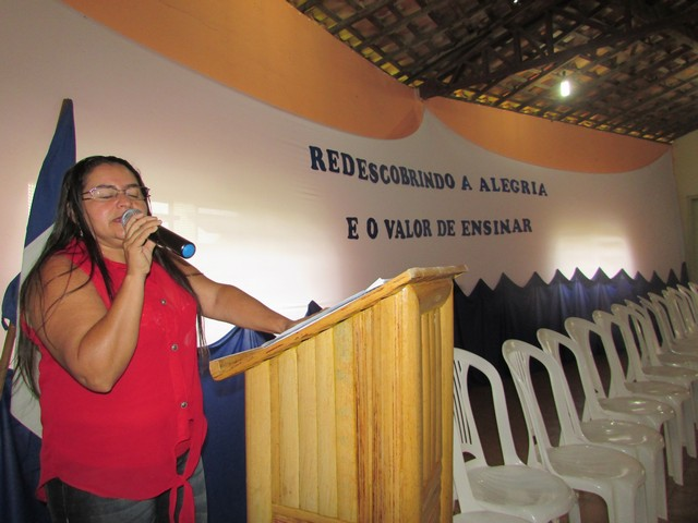 I Semana Pedagógica acontece em Ipiranga do Piauí - Imagem 13