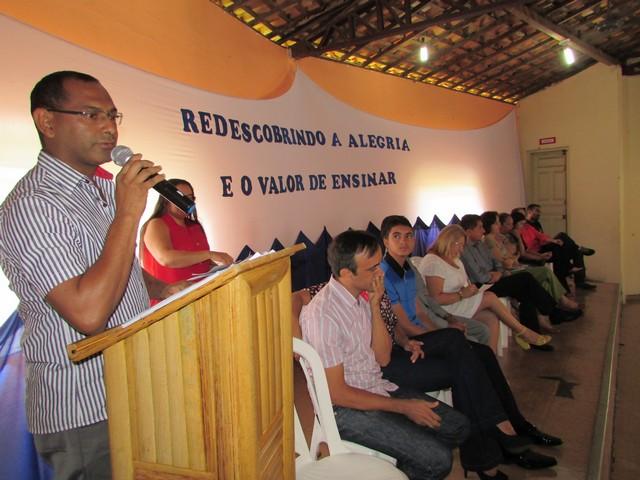 I Semana Pedagógica acontece em Ipiranga do Piauí - Imagem 60
