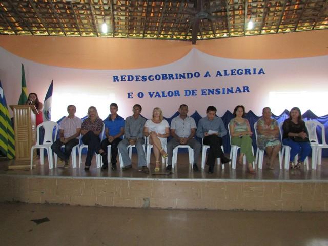I Semana Pedagógica acontece em Ipiranga do Piauí - Imagem 21