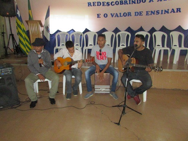 I Semana Pedagógica acontece em Ipiranga do Piauí - Imagem 4