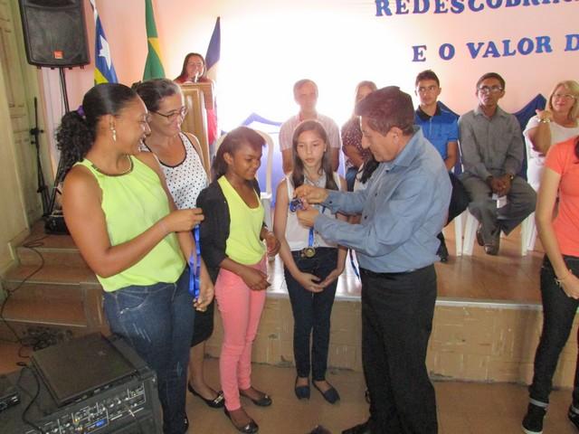 I Semana Pedagógica acontece em Ipiranga do Piauí - Imagem 40