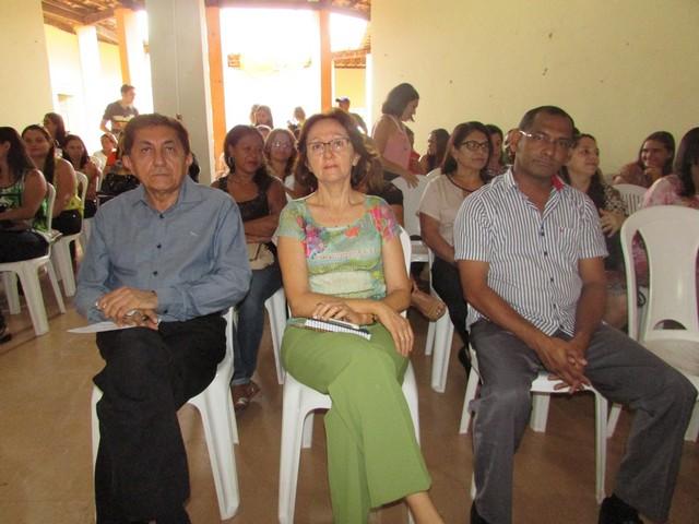 I Semana Pedagógica acontece em Ipiranga do Piauí - Imagem 6