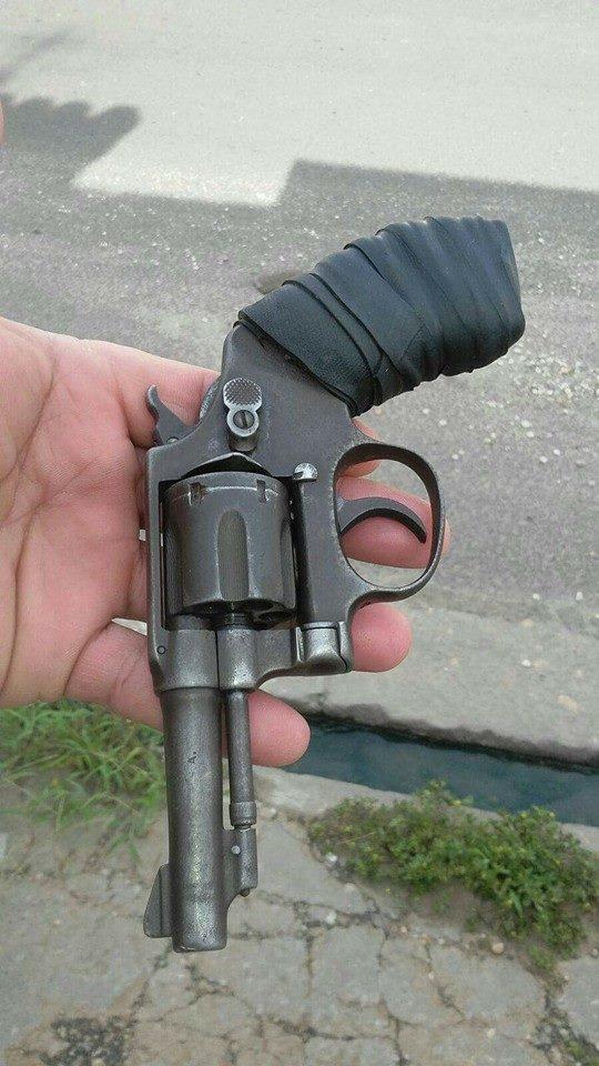 Arma (Crédito: Divulgação)