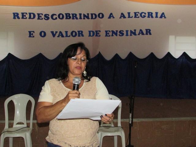 I Semana Pedagógica acontece em Ipiranga do Piauí - Imagem 97