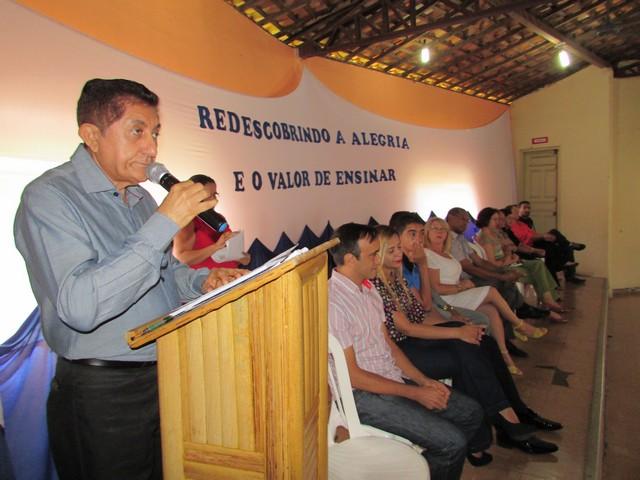 I Semana Pedagógica acontece em Ipiranga do Piauí - Imagem 63