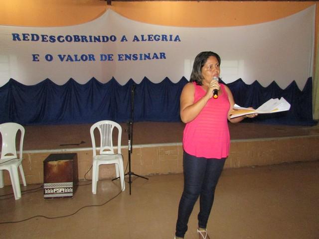 I Semana Pedagógica acontece em Ipiranga do Piauí - Imagem 123