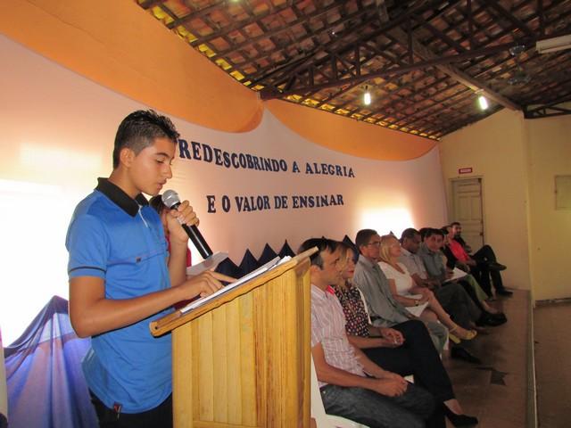 I Semana Pedagógica acontece em Ipiranga do Piauí - Imagem 46